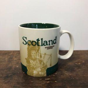 Starbucks Global Icon Series Scotland 16 oz Mug